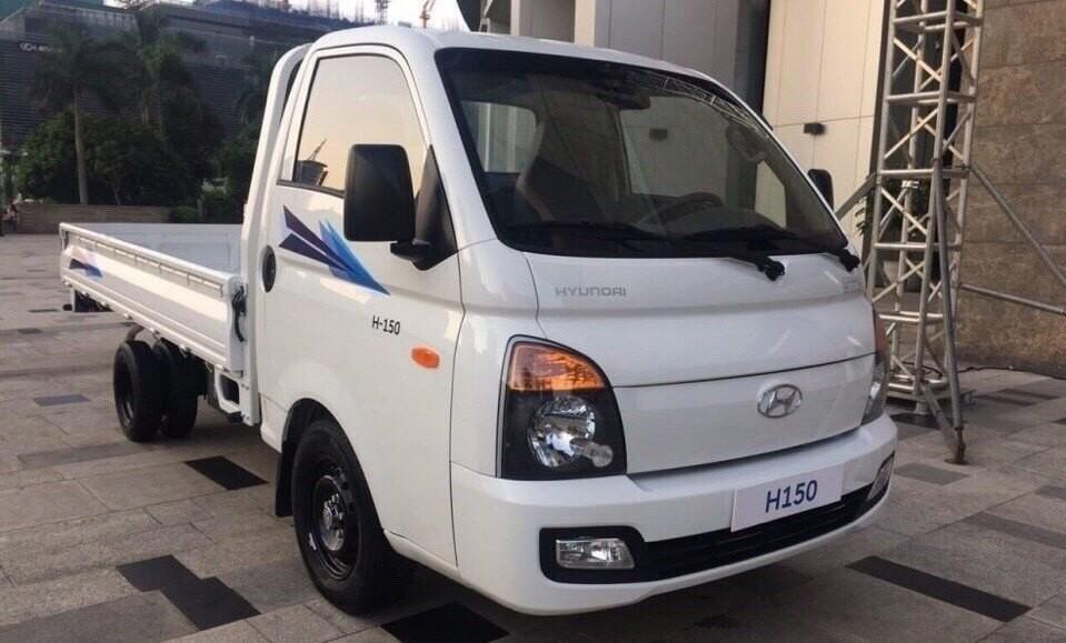 ngoại thất xe tải hyundai h150