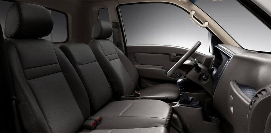 nội thất xe tải hyundai h150 porter 1.5 tấn