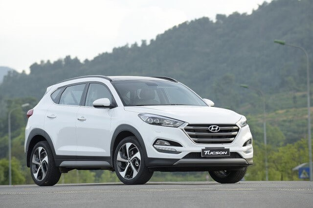 hyunda tucson 1.6 turbo